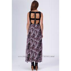 Платье в пол Rare