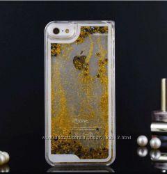 Чехол на iPhone 5 и 5S Звездная пыль