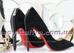 Дизайнерские туфли ручная работа