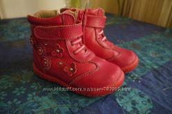 Ботиночки демисезонные для девочки Мальвина