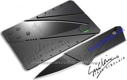 ОригиналКарманный нож Нож Кредитка CardSharp