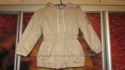 Красивая куртка-парка  PRIMARK