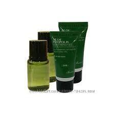 Увлажняющий набор  миниатюр BENTON Aloe Bha Skin Toner5 млSoothing Gel 5мл