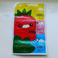 Tony Moly Пластырь для носа против черных точек Homelless strawberry