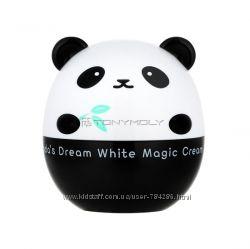Ночная осветляющая маска TONY MOLY Panda&acutes Dream White Sleeping Pack 50 мл
