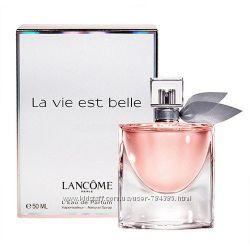 духи Lancome La vie est belle, не оригинальная упаковка