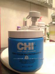 Маска CHI Защита цвета  для окрашенных волос Ionic Color Protector System 3