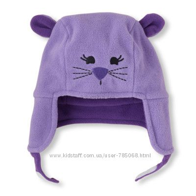 Childrens place флисовая шапочка