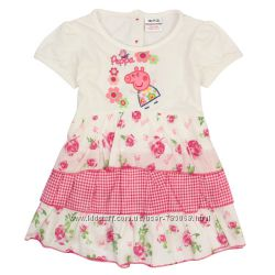 Свинка Пеппа платье, рост 92, 110, Наличие