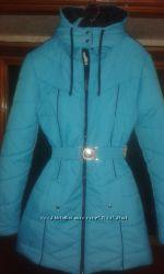 Новая яркая куртка