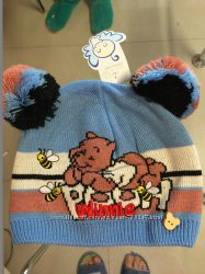 весенние шапочки для мальчика, пр-во  Украина, на 2-3, 3-4 года