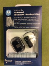 ДО КОНЦА сентября ЗА 300Блютуз в ухо моторолла, Motorola H680. НОВАЯ