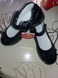 Классические лаковые туфельки для девочки