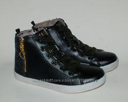 Распродажа Ботинки для девочек B&G р. 25