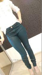 Штаны брючки джинсы RIVER ISLAND как новые