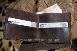 Бумажник мужской