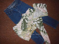 Фирменная одежда для девочки США