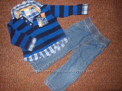 Фирменная одежда для мальчика США большой выбор