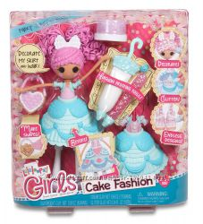 Кукла Lalaloopsy Girls - Cake Fashion - Сладкая фантазия Глазурина