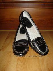 кожаные туфли МЕХХ