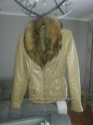 куртка з натуральним мєхом