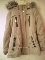 Куртка демисезонная , парка . Весна 2021
