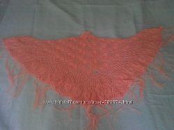 Продам красивую ажурную шаль-платок