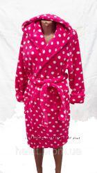 В наличии. Турецкие махровые халаты Well Soft, размеры 46-52