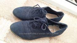 Туфли монки фирменные на узкую ногу