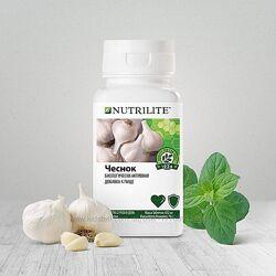Чеснок Nutrilite Amway Бесплатная отправка Амвей Емвей