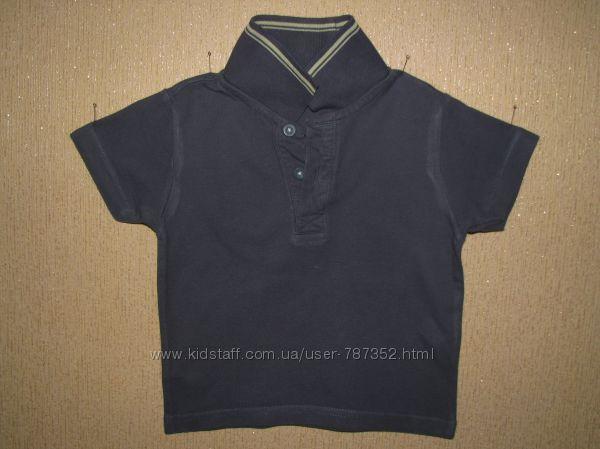 Стильная футболка-поло Marks&Spencer