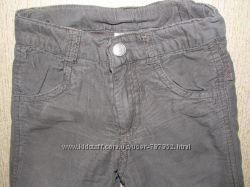 Вельветовые брюки на трикотажной подкладке Pumpkin Patch