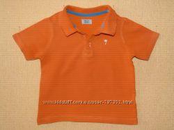 Классная футболка-поло F&F для юного модника