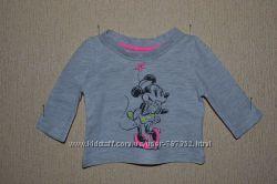 Классная кофточка Disney для новорожденной девочки