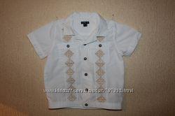 Классная рубашка Baby Gap для юного модника