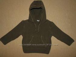 Пуловер с капюшоном Cherokee