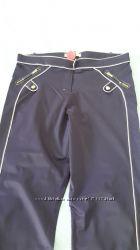 Giani Forte брюки атлас, цвет слива, новые, т3, оригинал