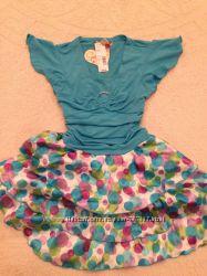 Детские платья новые