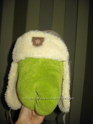шапка зимняя р54 новая