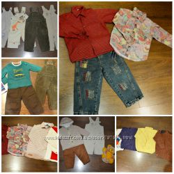 Mothercare, Next, TU, Marks&Spencer Одежда для мальчика 0-2 года