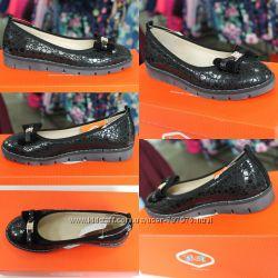Туфли для девочки TIFLANI размеры 31-36 детская школьная обувь