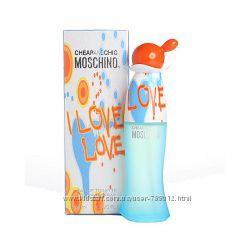Moschino I Love Love Хорошая Цена