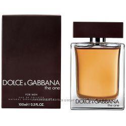 Dolce Gabbana The One men  Хорошая Цена