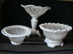 Керамика плетеная ручной работы.