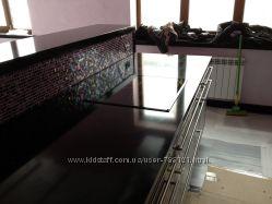 Кварцевые столешницы для кухонь, камины, подоконники, лестницы из камня