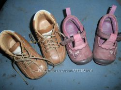 обувь малышам кожаная по стельке 12см