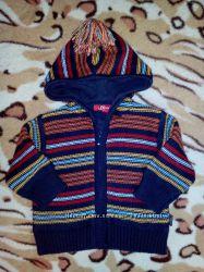 Детская кофта с капюшоном S. Oliver
