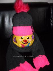 комплект шарф і шапка Raster 54-56