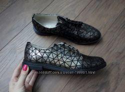 Классические туфли бронза
