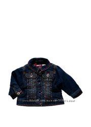 Утепленная  джинсовая куртка CHICCO р-р 80 распродажа
